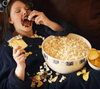 Что заставляет человека есть, когда он не голоден?