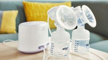 Philips Avent представила двойной электронный молокоотсос и набор для грудного вскармливания