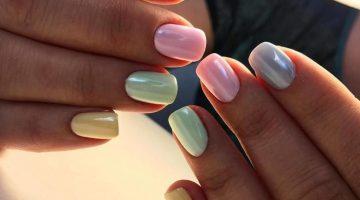 Маникюр: основа, наращивание ногтей, маникюр на короткие ногти, тренды